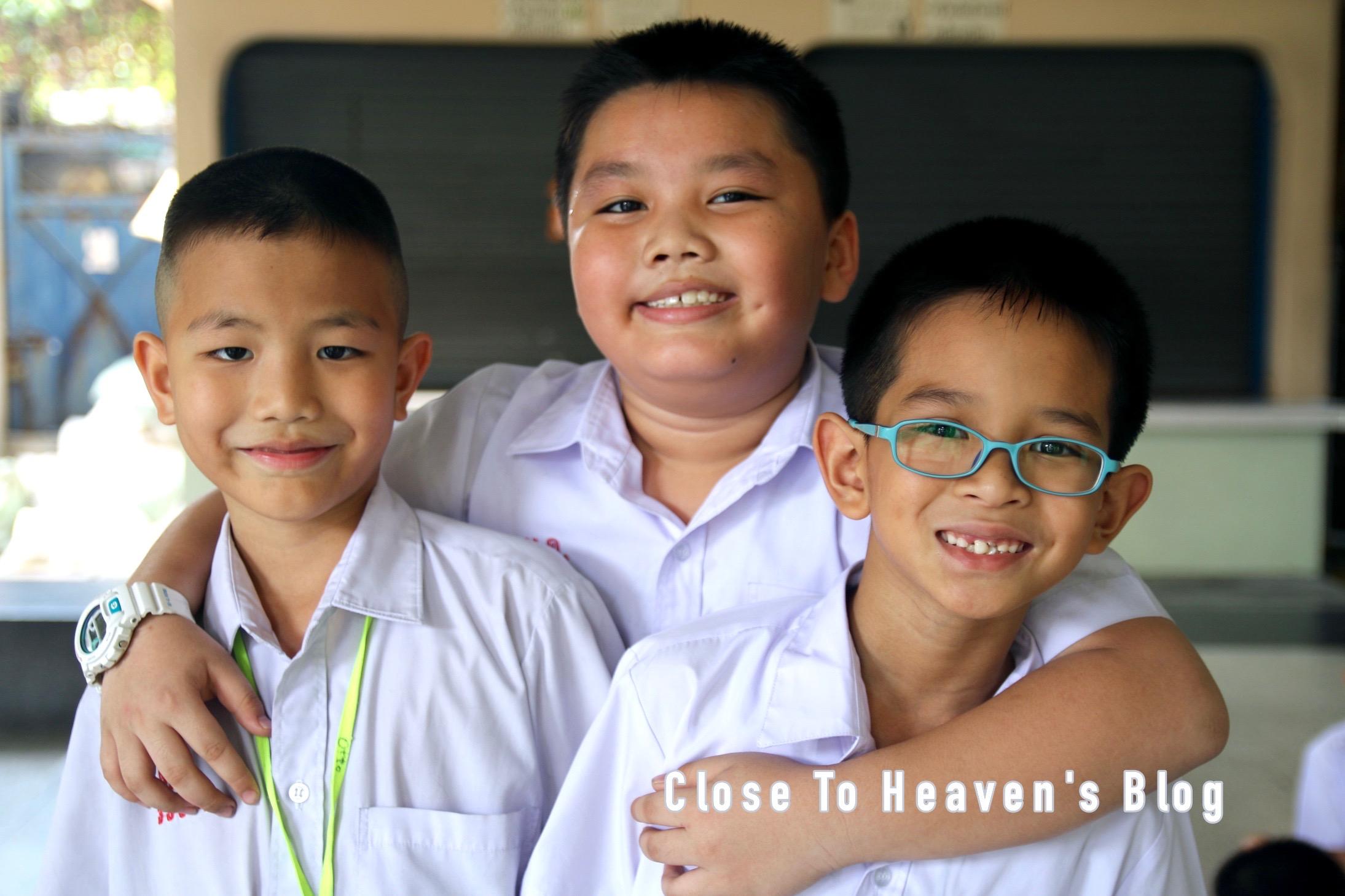 งาน SG Night กับ Class Photo หนุ่ม ๆ SG ห้อง P.2/1 ปี 2015