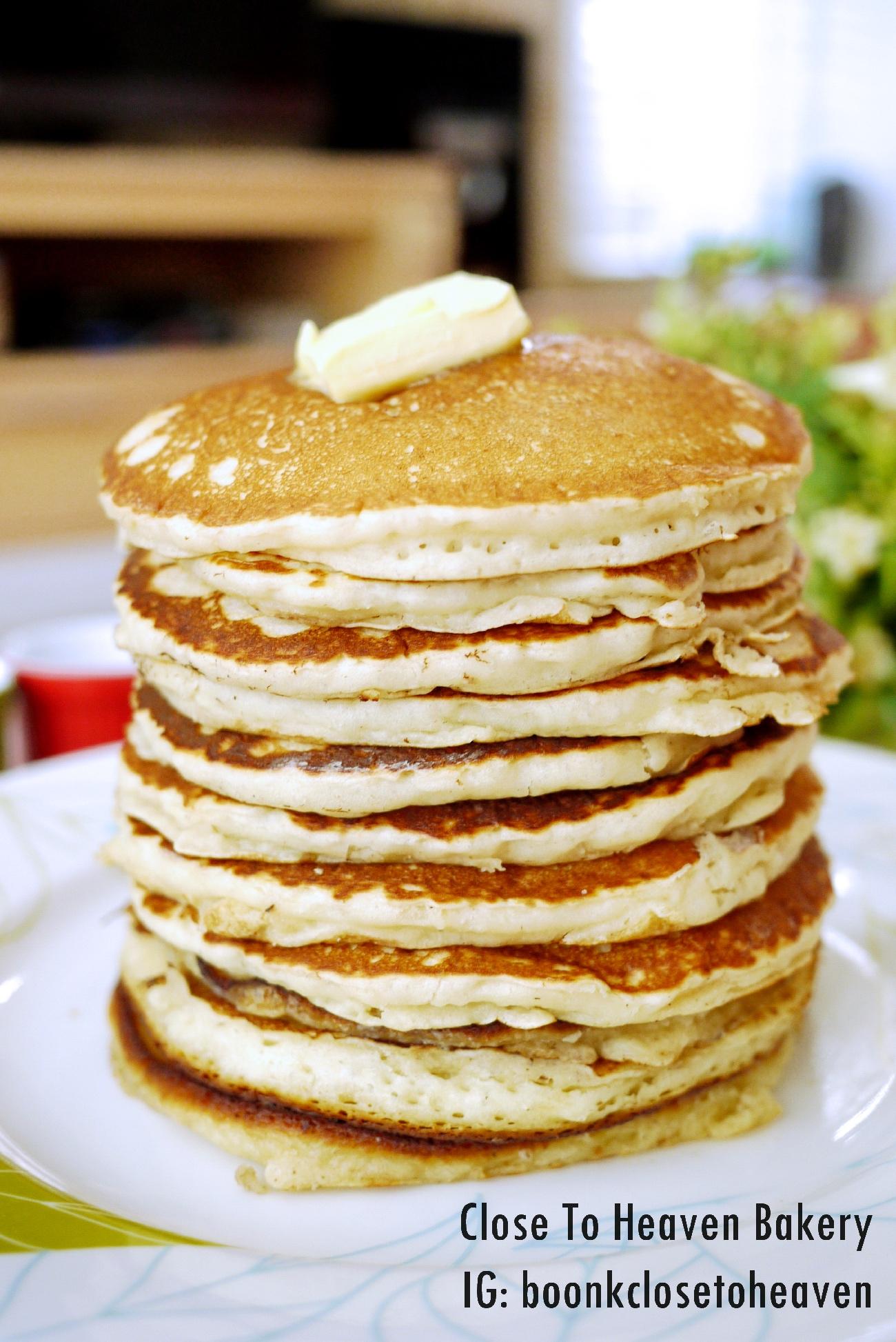 แพนเค้กหนานุ่ม Perfect Pancakes