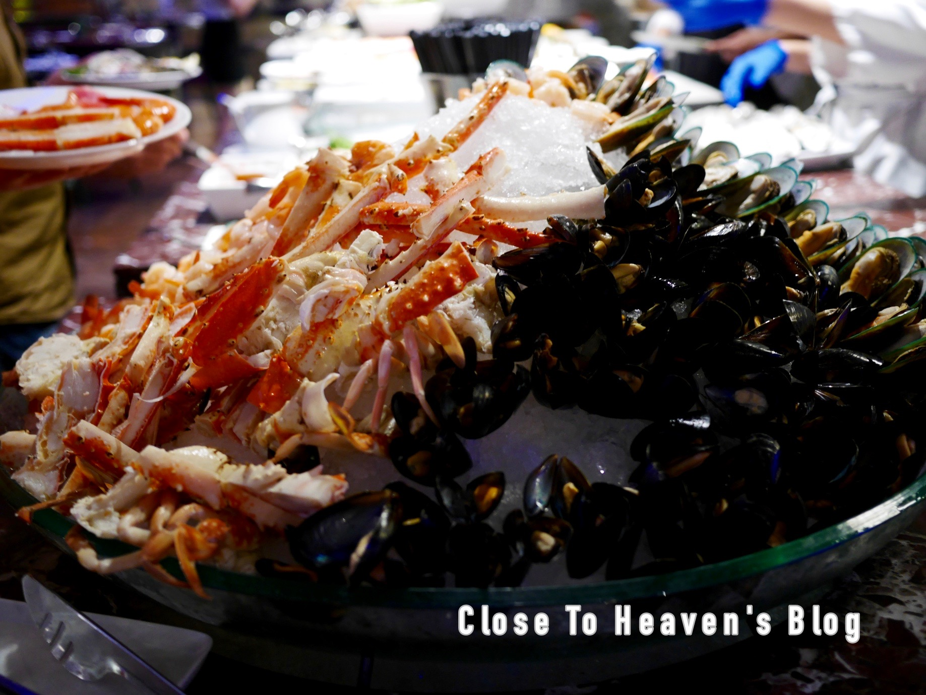 ###   บุฟเฟ่ต์อาหารนานาชาติ Flavors Renaissance ราชประสงค์   ###