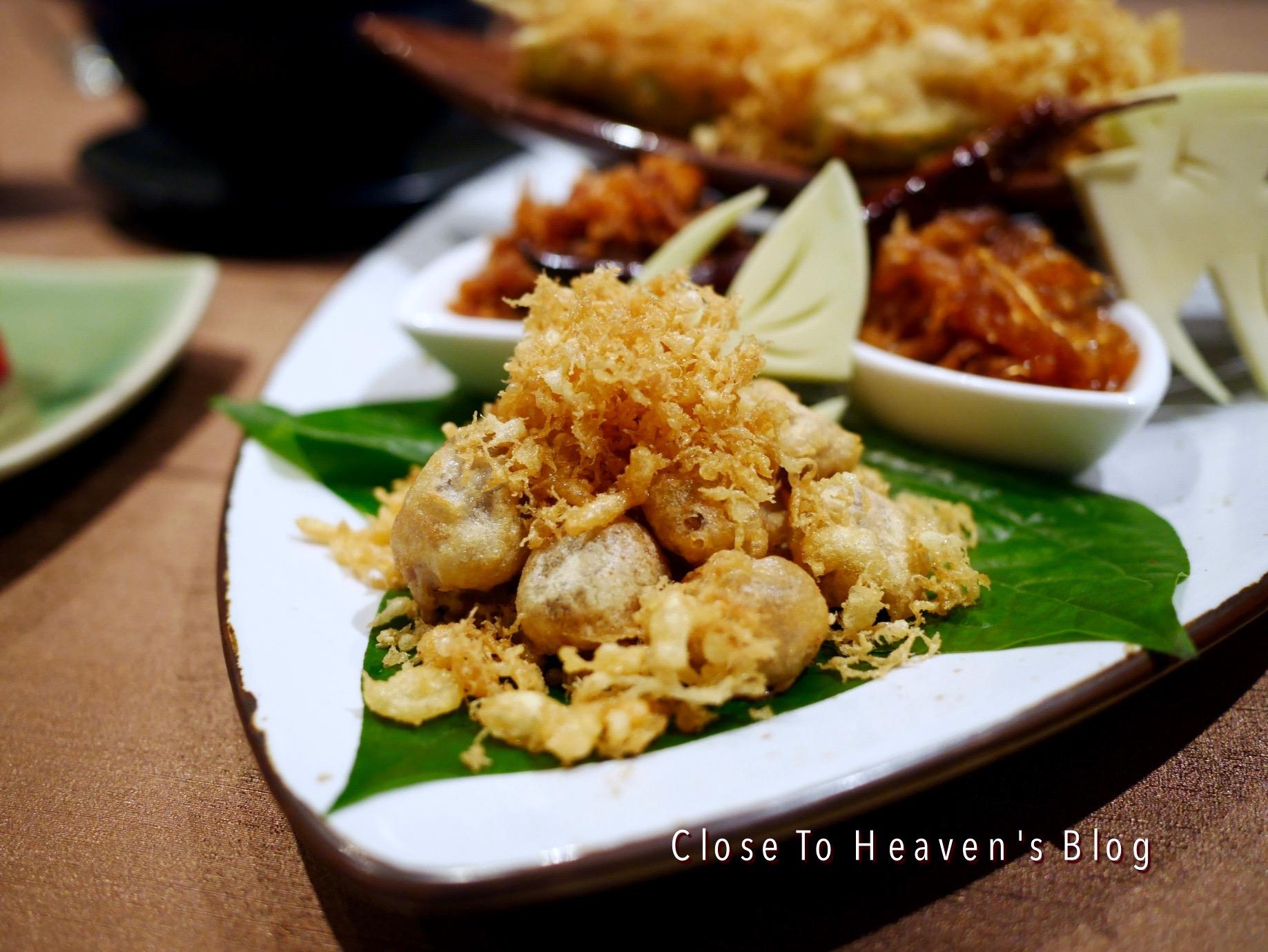 ###  กินข้าวแช่รับหน้าร้อนที่ Patara Fine Thai Cuisine  ###