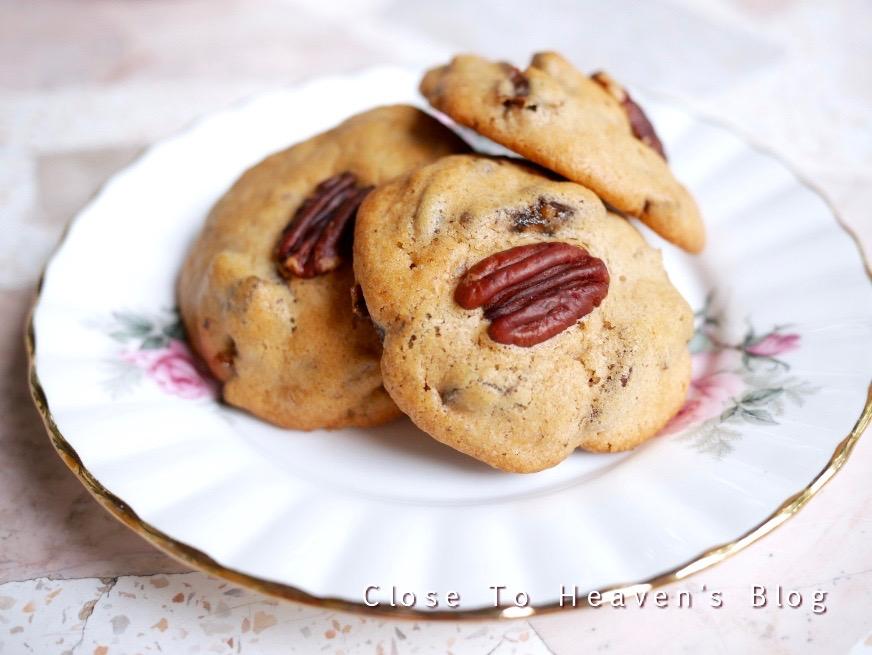 สูตร คุกกี้ นิ่ม Date & Pecan Soft Cookies