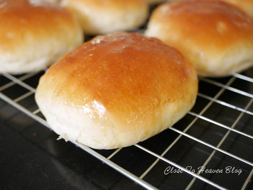ขนมปังนิ่ม สไตล์เท็กซัส โรดเฮ้าส์ Texas Roadhouse Rolls