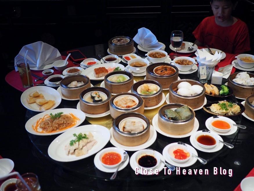 Dim Sum Buffet @ Sui Sian โรงแรม Landmark Bangkok