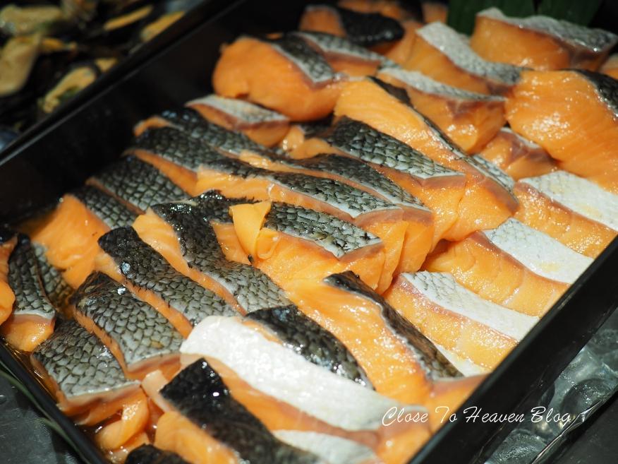 บุฟเฟ่ต์อาหารญี่ปุ่น Mori Grill @เจ้าพระยาปาร์ค รัชดา