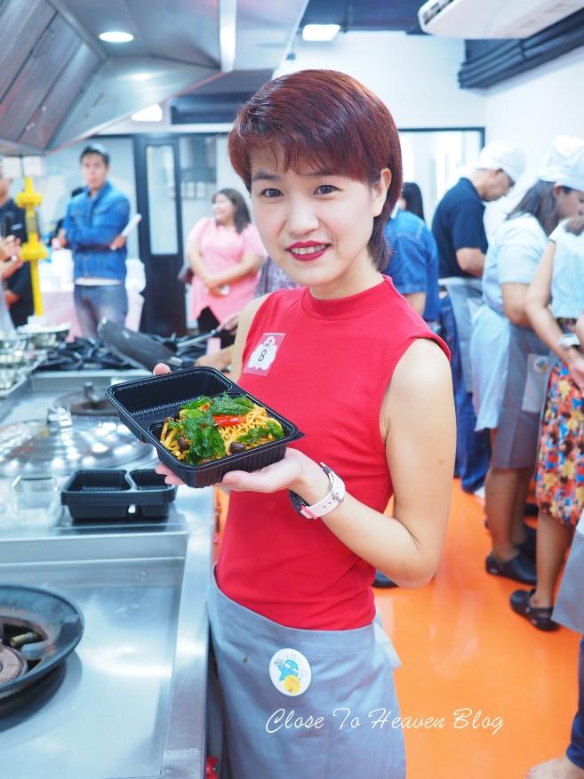 ทำ อาหารเจ S&P และ pantip กับ Happy Cooking Day #3