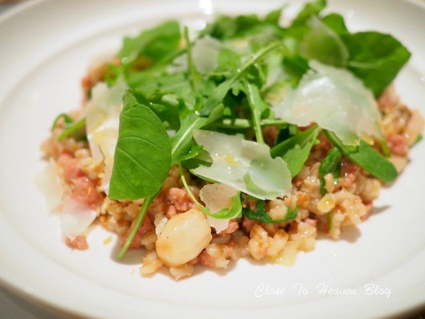 อาหารอิตาเลียน Luce @Eastin Grande Sathorn