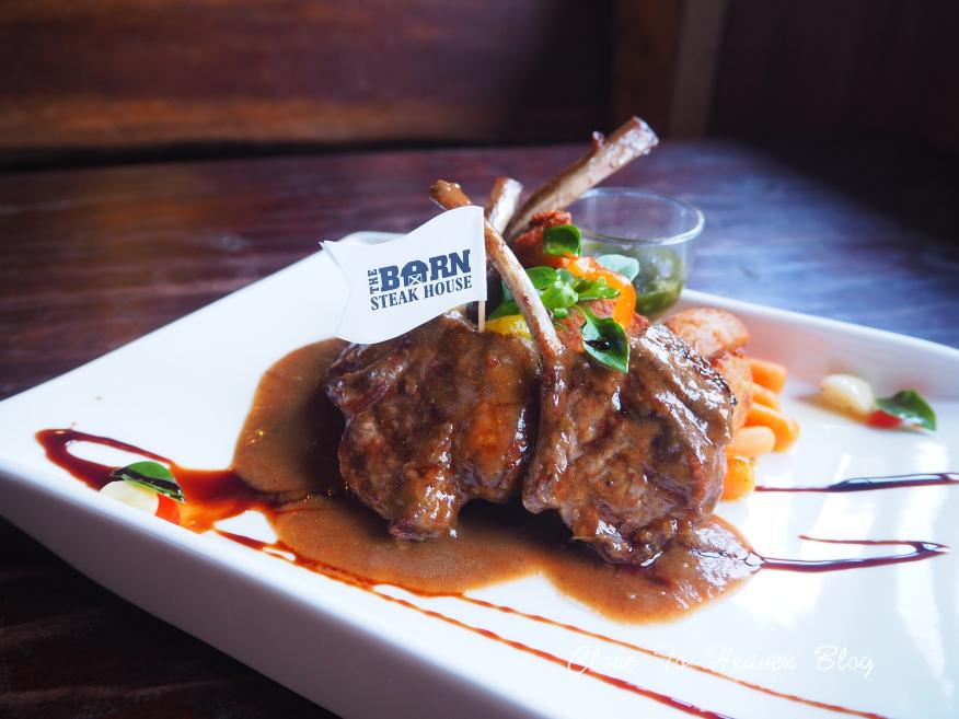 เที่ยวฟาร์มแกะพัทยา Pattaya Sheep Farm & The Barn Steak House