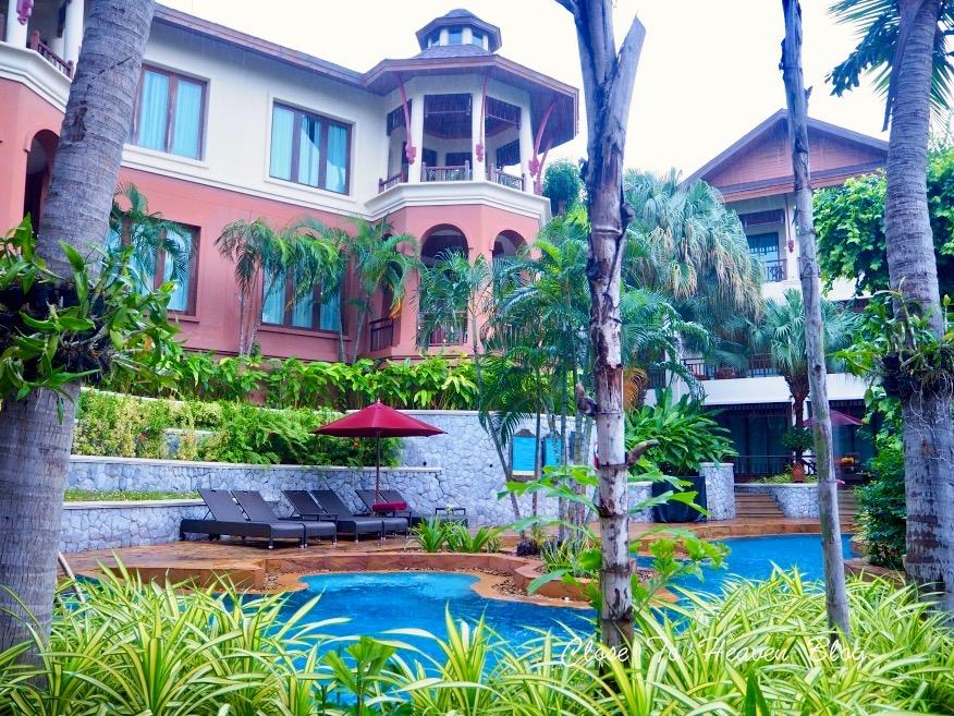 Intercontinental Pattaya Resort  ตอนที่ 1 บรรยากาศดีจนไม่คิดว่านี่คือพัทยา