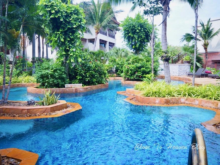 Intercontinental Pattaya Resort ตอนที่ 2  รีวิวห้องพัก 3 room types
