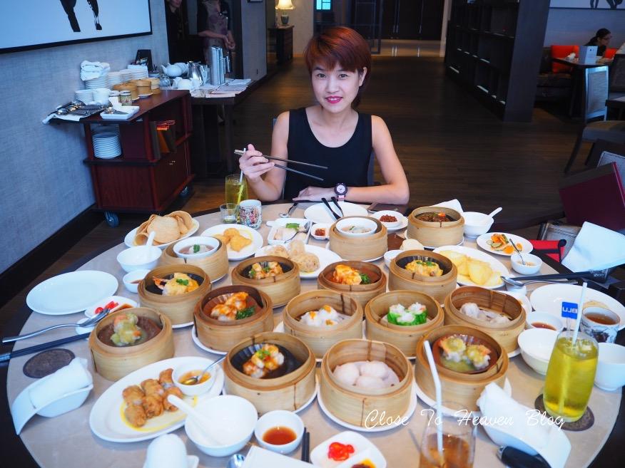 บุฟเฟ่ต์ติ่มซำ China Table Radisson Blu Bangkok