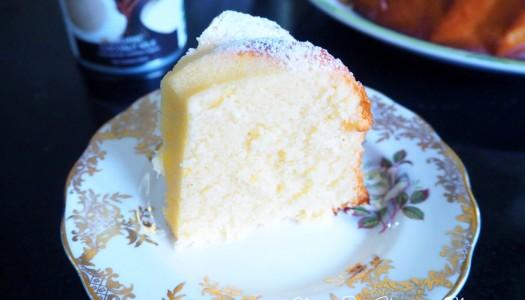สูตรเค้กมะพร้าว+ส้ม Coconut & Orange Tea Cake