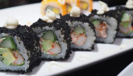 บุฟเฟ่ต์ อาหารญี่ปุ่น Mori Grill โรงแรมเจ้าพระยาปาร์ค รัชดา