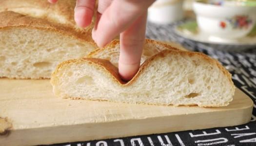 Soft French Bread ขนมปังฝรั่งเศส แบบนุ่ม
