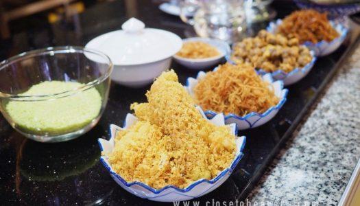 Happy Cooking Day Season 4: ทำข้าวแช่ตำรับชาววัง กับ S&P