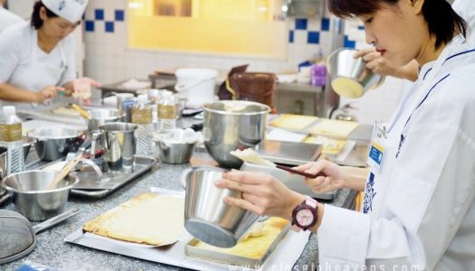 เมื่อไปเรียนทำขนมที่ Le Cordon Bleu Dusit Culinary School แล้วได้อะไรบ้าง