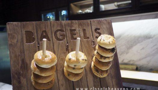 Breakfast Buffet ที่ Goji Kitchen + Bar สมกับที่ขึ้นชื่อเรื่องความหลากหลายในไลน์บุฟเฟ่ต์