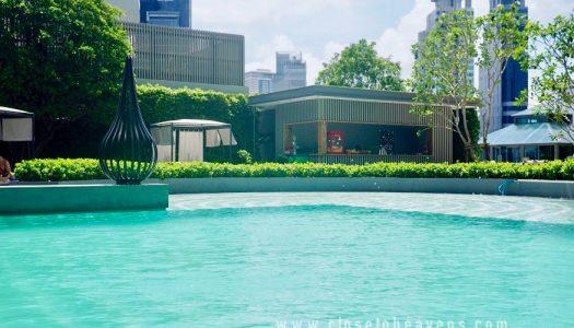 Bangkok Marriott Marquis Queen's Park ที่พักสุดหรูแห่งใหม่ ใจกลางสุขุมวิท