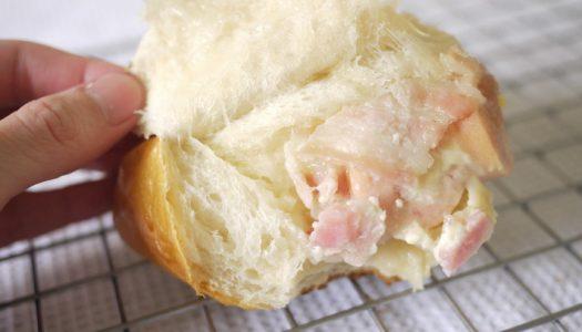 Bacon & Cheese Bread ขนมปัง เบคอน ชีส
