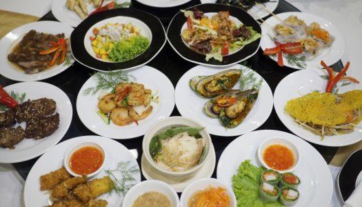 Le Danang บุฟเฟ่ต์อาหารเวียดนาม Centara Grand Central Ladprao