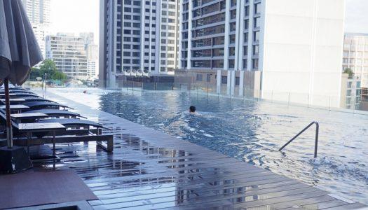 รีวิวห้องพัก Compass SkyView Hotel Bangkok