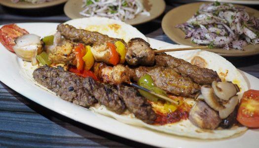 Goji Kitchen + Bar บุฟเฟ่ต์นานาชาติ promotion อาหารตุรกี
