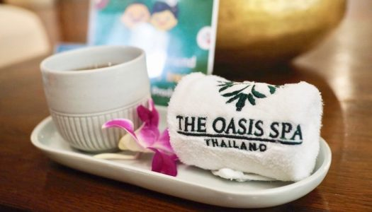 The Oasis Spa สุขุมวิท 31 Sabai Stone Massage