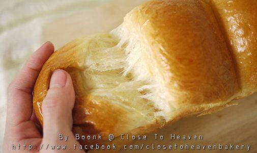 Hokkaido Milk Toast สูตรนี้การันตีความนิ่ม