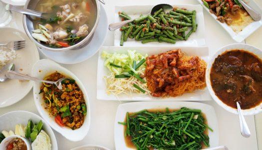 จันทรโภชนา จันทบุรี ร้านอาหารท้องถิ่นเก่าแก่ของจังหวัด