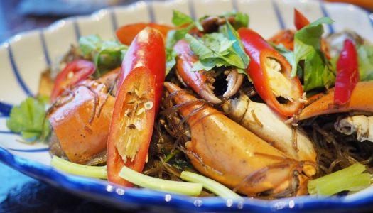 Flavors Renaissance Bangkok จัดโปรโมชั่นบุฟเฟ่ต์เอาใจคนรักปู