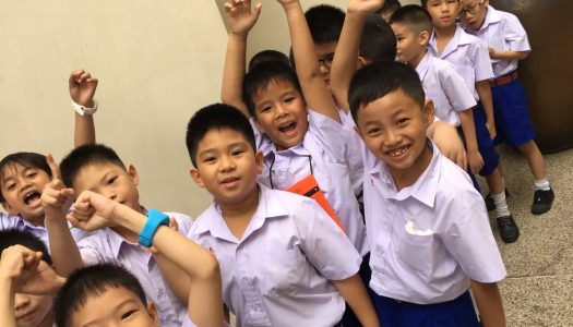 Owen กับเพื่อน P.1 ไปทัศนศึกษาที่ KidZania Bangkok