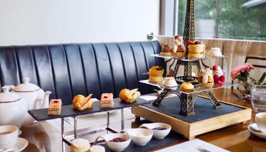 Afternoon Tea @Café Claire, Oriental Residence Bangkok