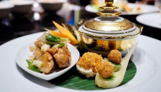 Saneh Jaan เสน่ห์จันทน์ authentic Thai food ณ Glasshouse @ Sindhorn
