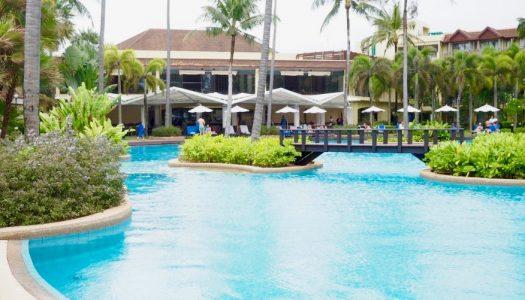 Phuket Marriott Resort & Spa, Merlin Beach ทริปภูเก็ตสุดชิล