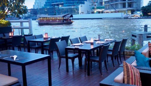 Riverside Grill @ Royal Orchid Sheraton Hotel Bangkok
