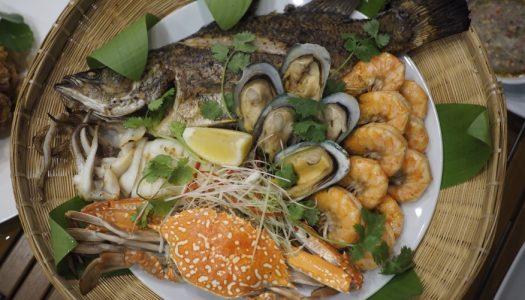 Fish Bar @Rayong Marriott Resort & Spa
