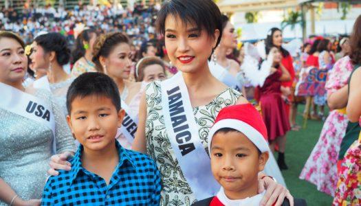 ครั้งหนึ่งในชีวิตหนึ่งใน นางงาม 10 คนสุดท้าย Miss Universe