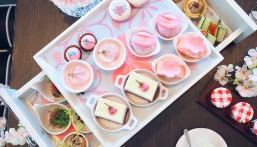 The Okura Prestige Bangkok: Sakura Blossom Afternoon Tea