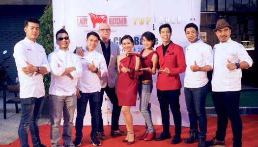 Exclusive Dinner with 5 Top Chef Thailand and Lady Butcher