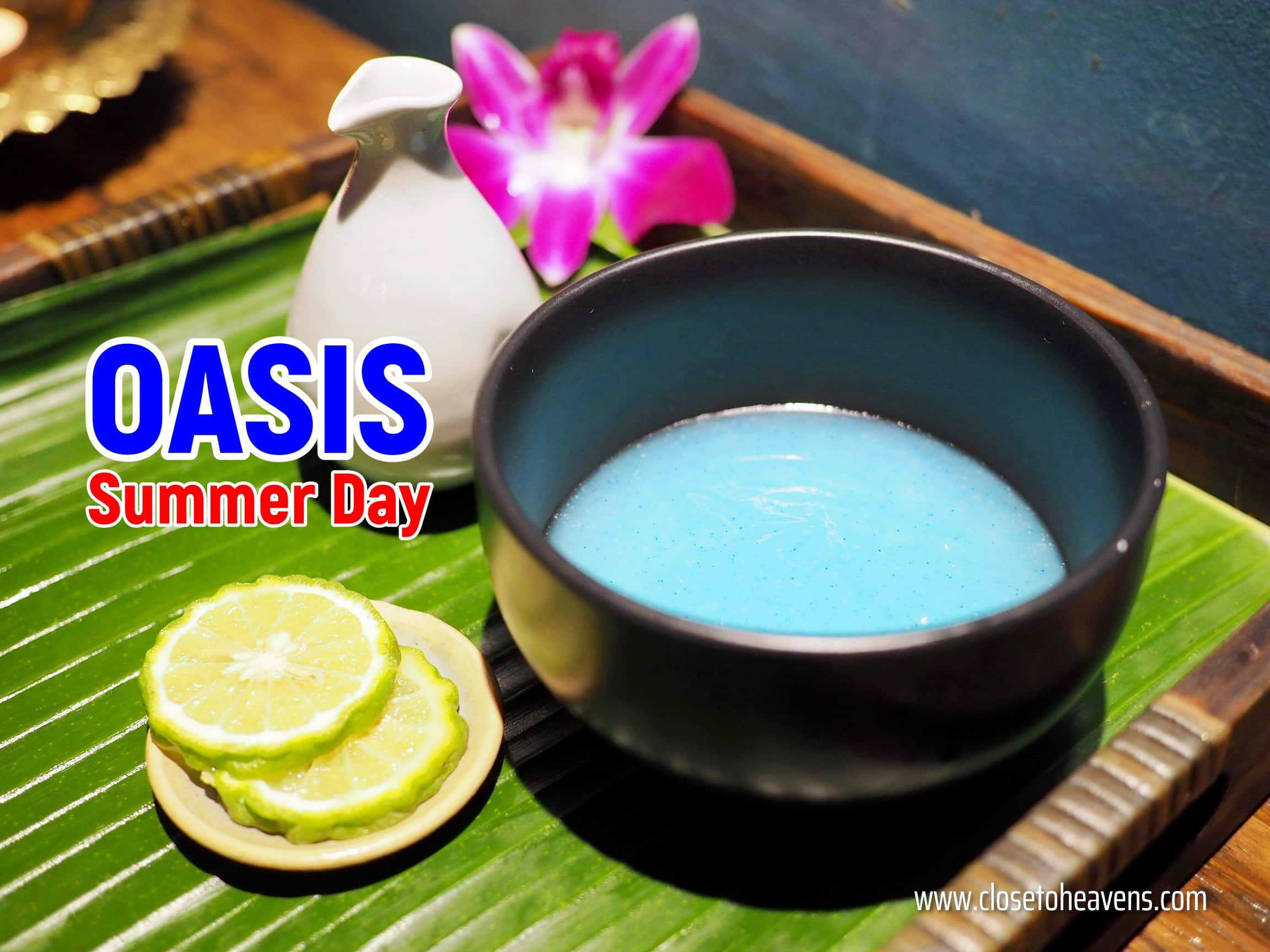 Oasis Spa   Oasis Summer Day