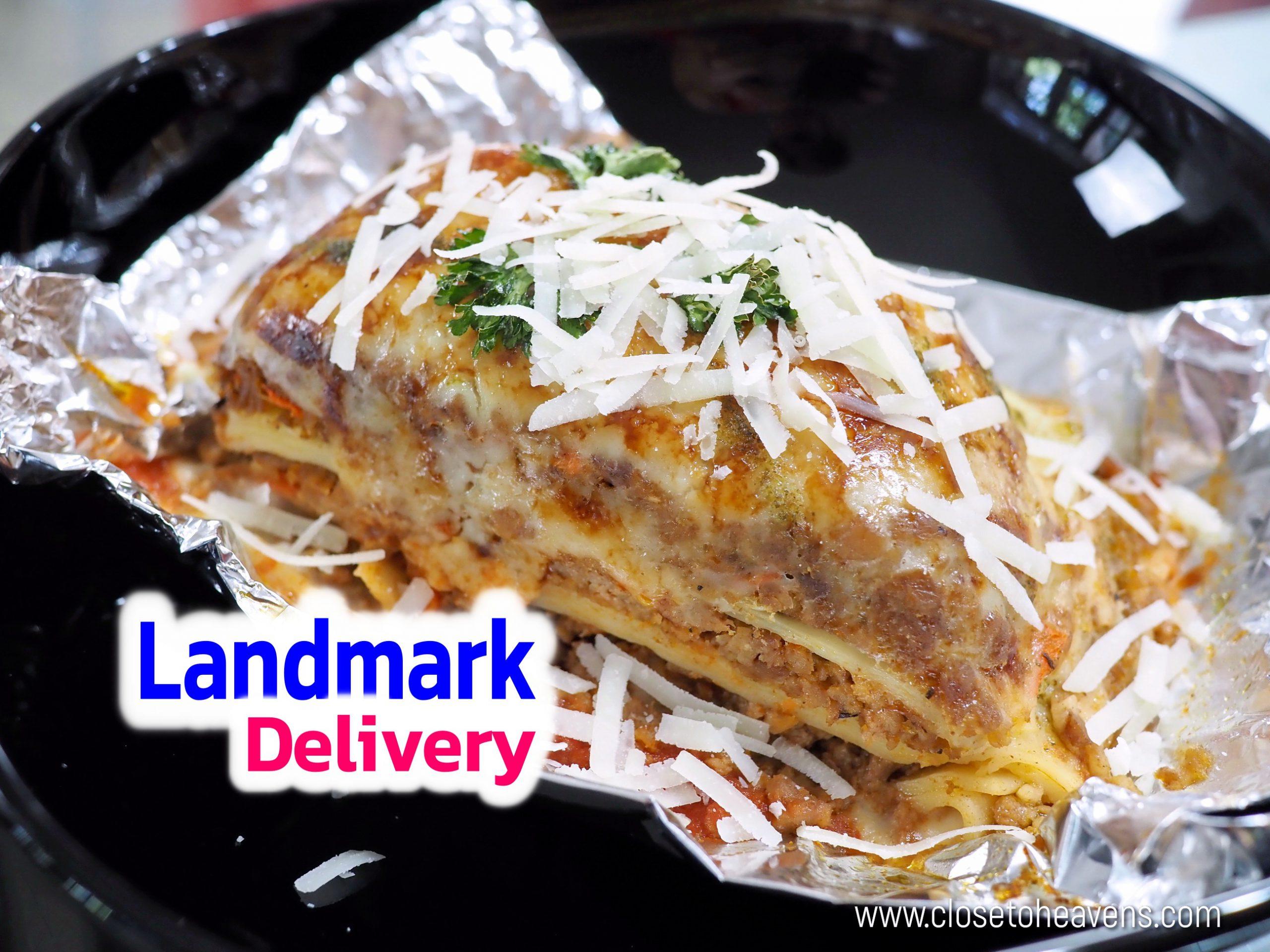 Landmark Bangkok Food Delivery 24 Hours
