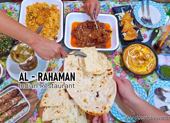 Al-Rahaman ร้านอาหารอินเดีย ที่ต้องต่อคิว