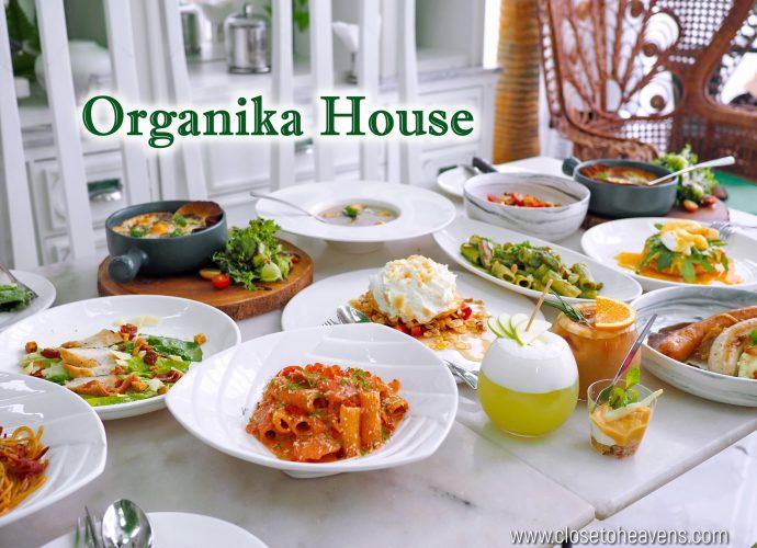 Organika House Organika Cafe Sukhumvit 49