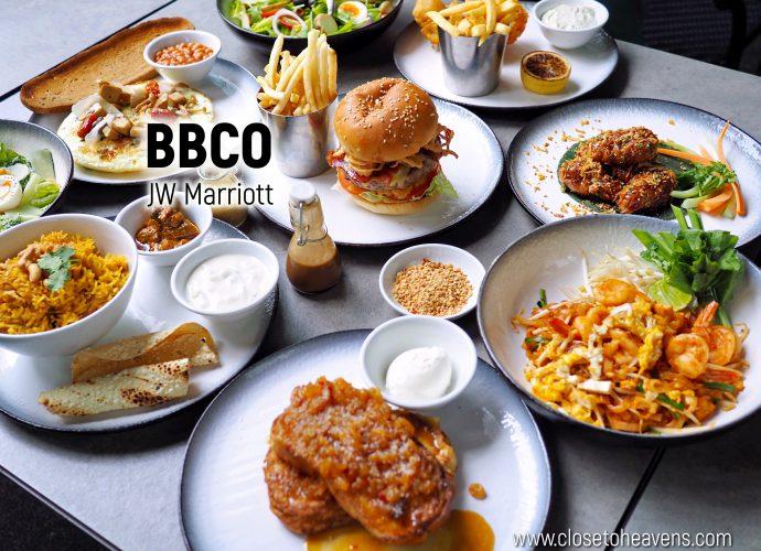 BBCO | JW Marriott Bangkok