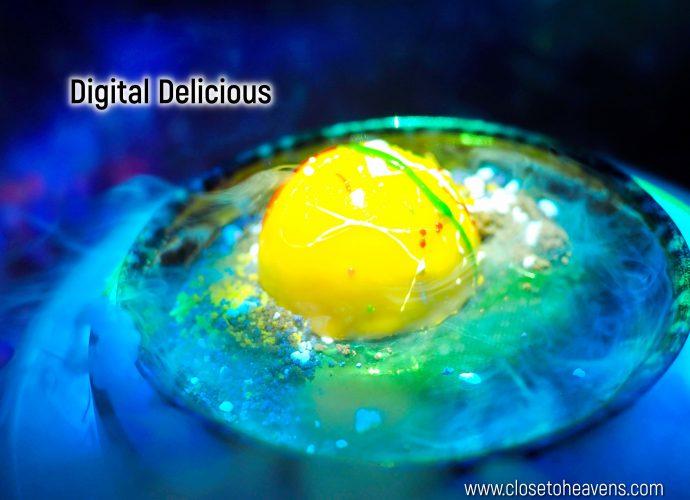 Digital Delicious | Sheraton Grande Sukhumvit