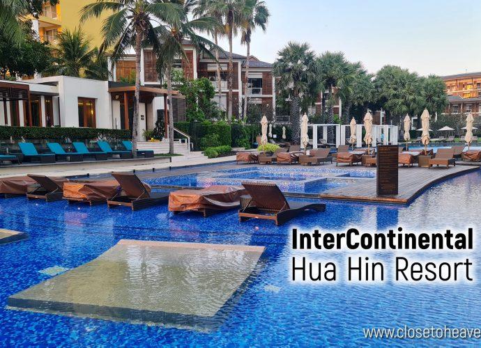 InterContinental Hua Hin Resort | รีวิวห้องพัก & บุฟเฟ่ต์อาหารเช้า