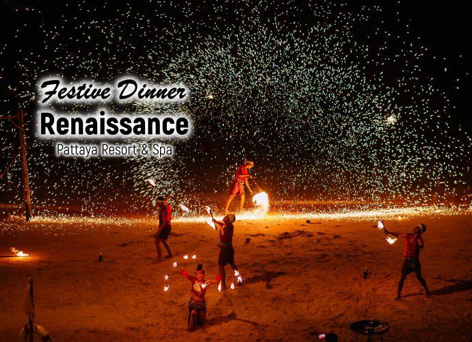 Renaissance Pattaya Resort & Spa | Festive promotion 2020