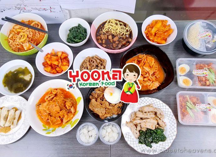 Yoona Korean Food อาหารเกาหลี delivery