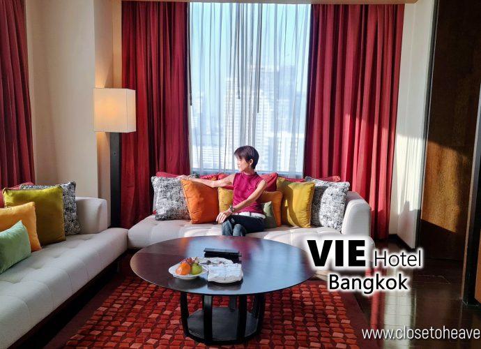 VIE Hotel Bangkok   Executive Suite ห้องใหญ่อารมณ์ penthouse