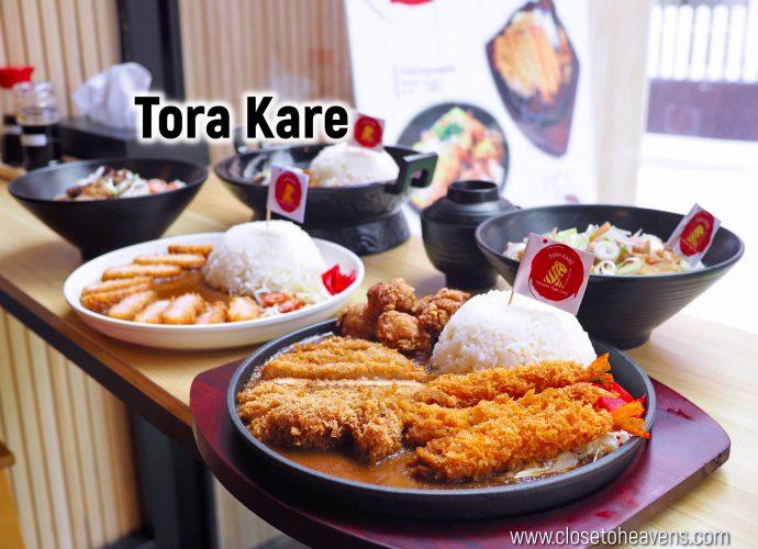 Tora Kare ข้าวแกงกะหรี่เสือภูเขาไฟ