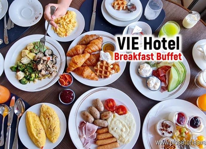 VIE Hotel Bangkok | Breakfast Buffet